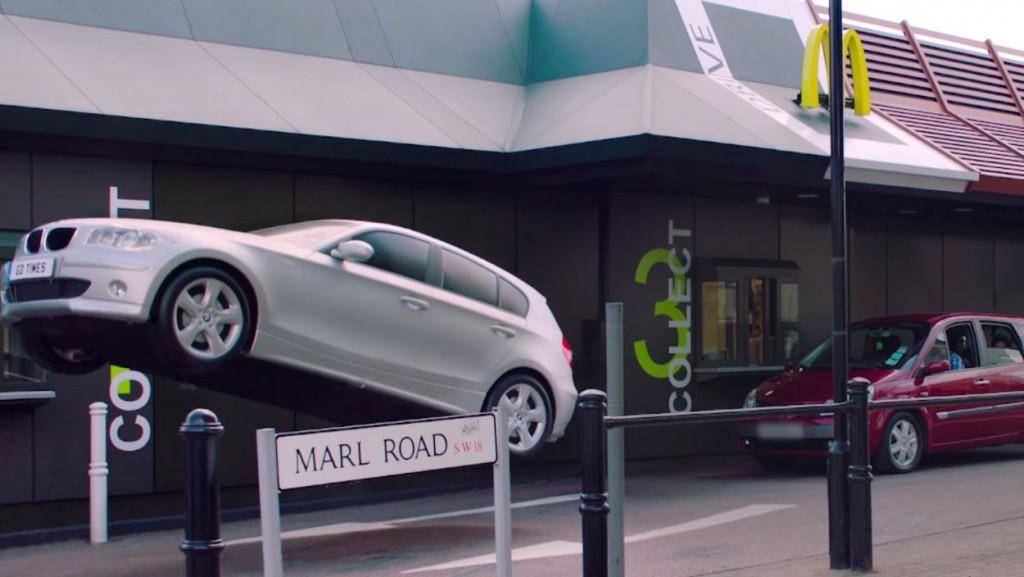 BMW-McDo