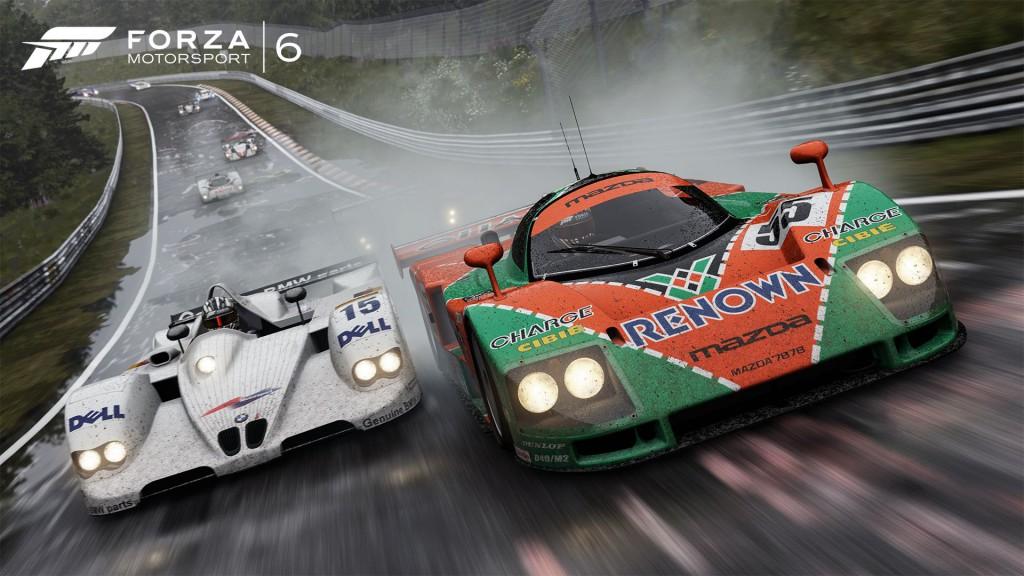 Forza Motorsport 6 Rain