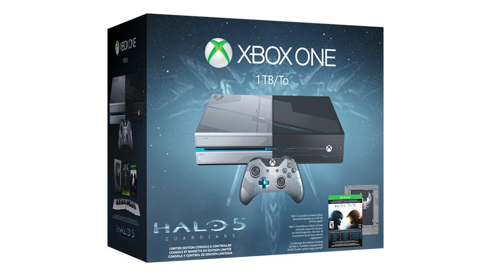 Halo 5 Xbox One Bundle