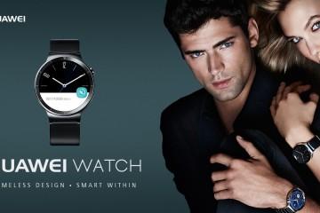 Huawei Watch Design