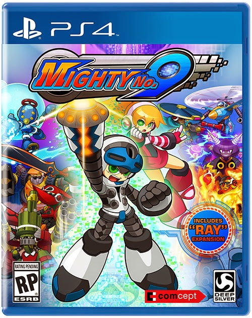 Mighty N°9 PS4