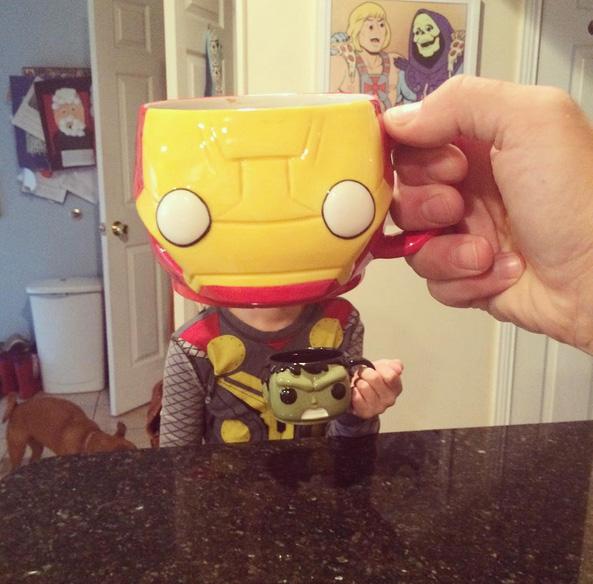 Mug-IronMan