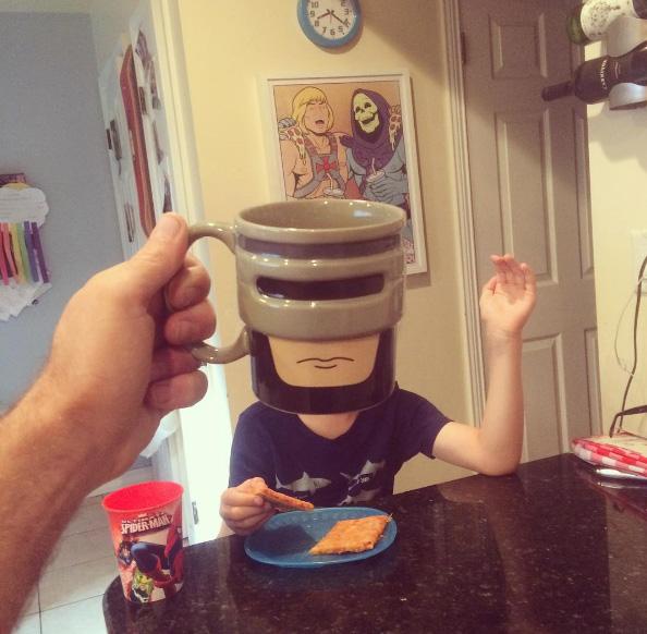 Mug-Robocop