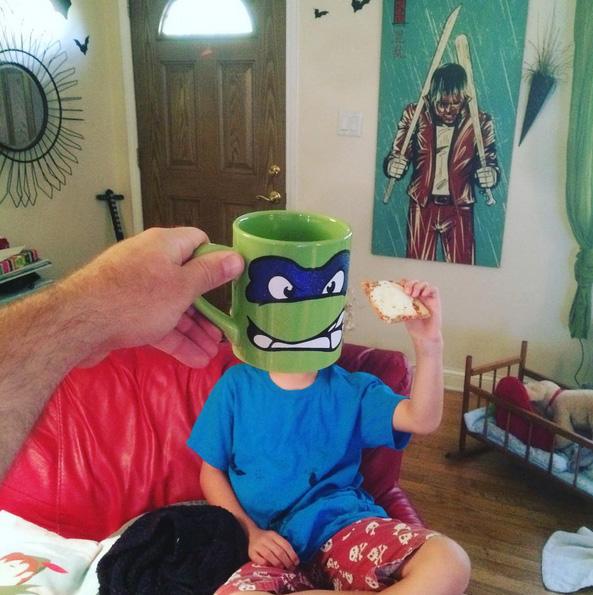 Mug-TMNT