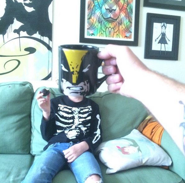 Mug-Wolverine