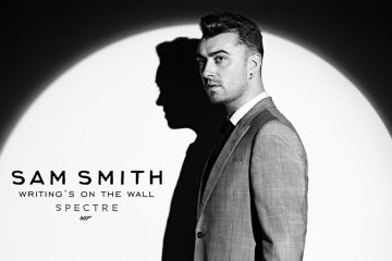 Sam Smith Writing's on the Wall - 007 Spectre