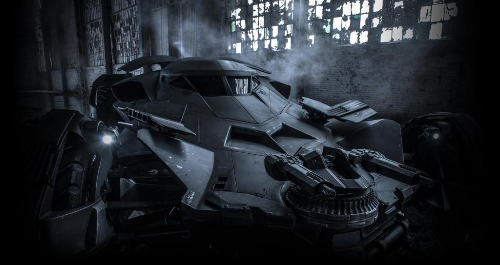 Batmobile Dawn of Justice