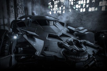 Batmobile Dawn of Justice