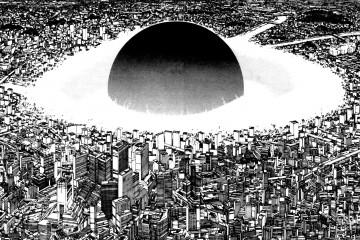 Akira Neo Tokyo Explosion