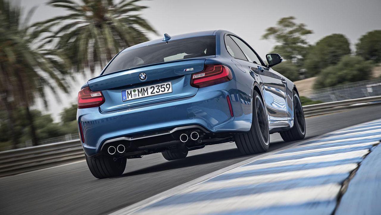 BMW M2 bis