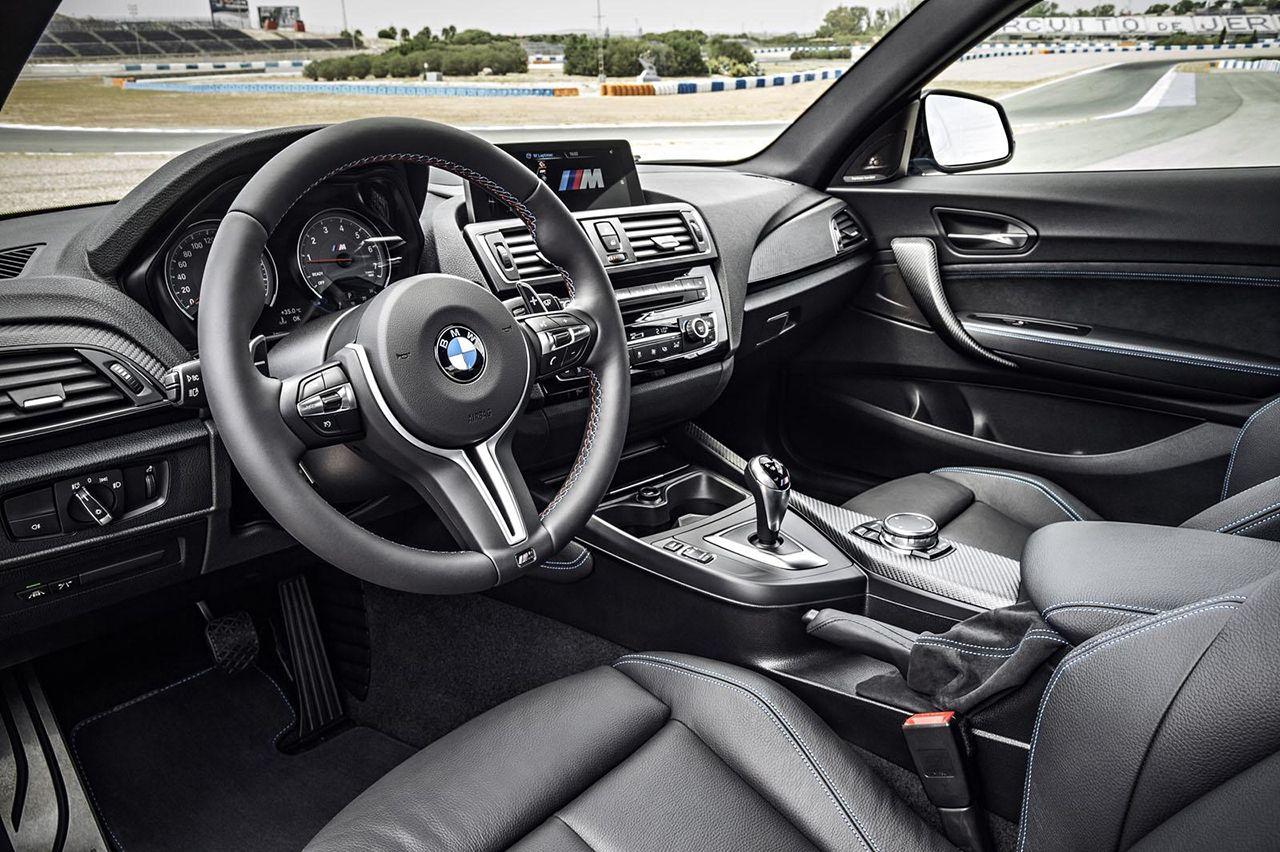 BMW M2 volant