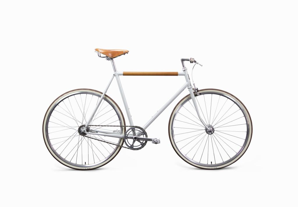 Instrmnt Speed City Bike Side