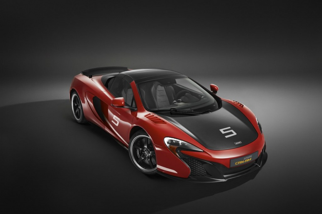 McLaren 650S Can AM bis
