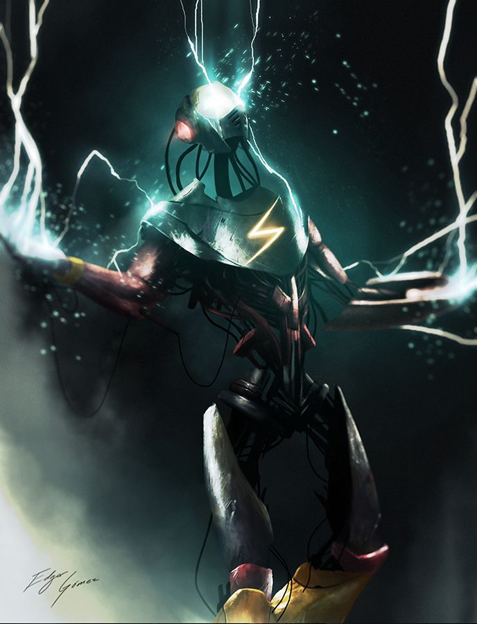 Megaman Elecman Remake