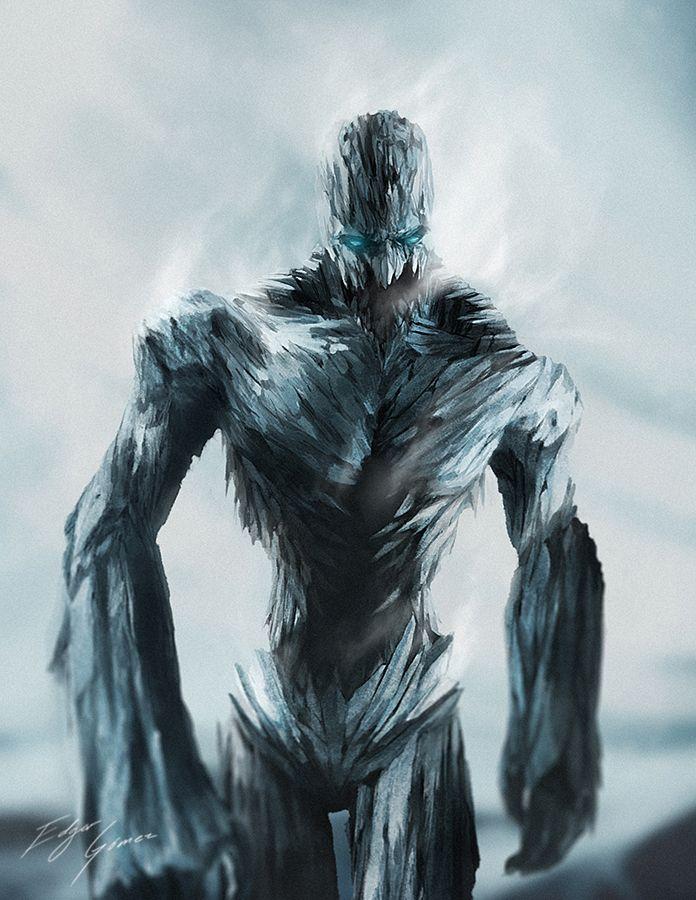Megaman Iceman Remake