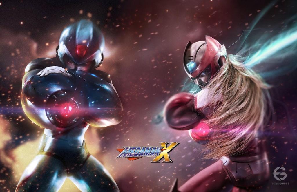 Megaman Zero Remake