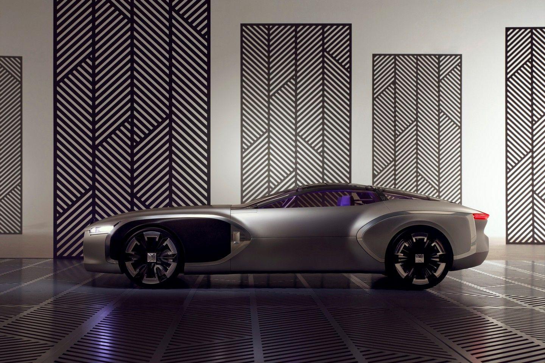 Renault Coupe Corbusier Concept 4