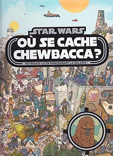Star Wars Chewbacca Livre