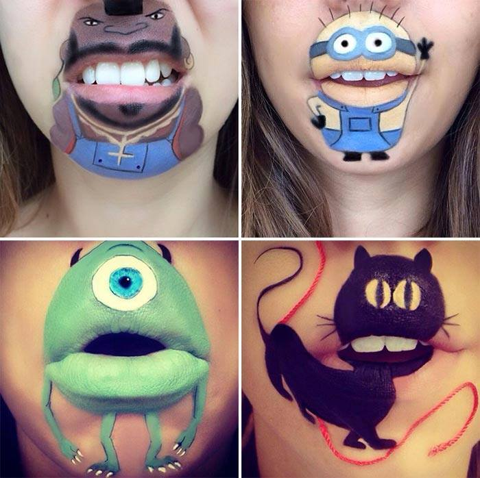 Tattoo Halloween Minions