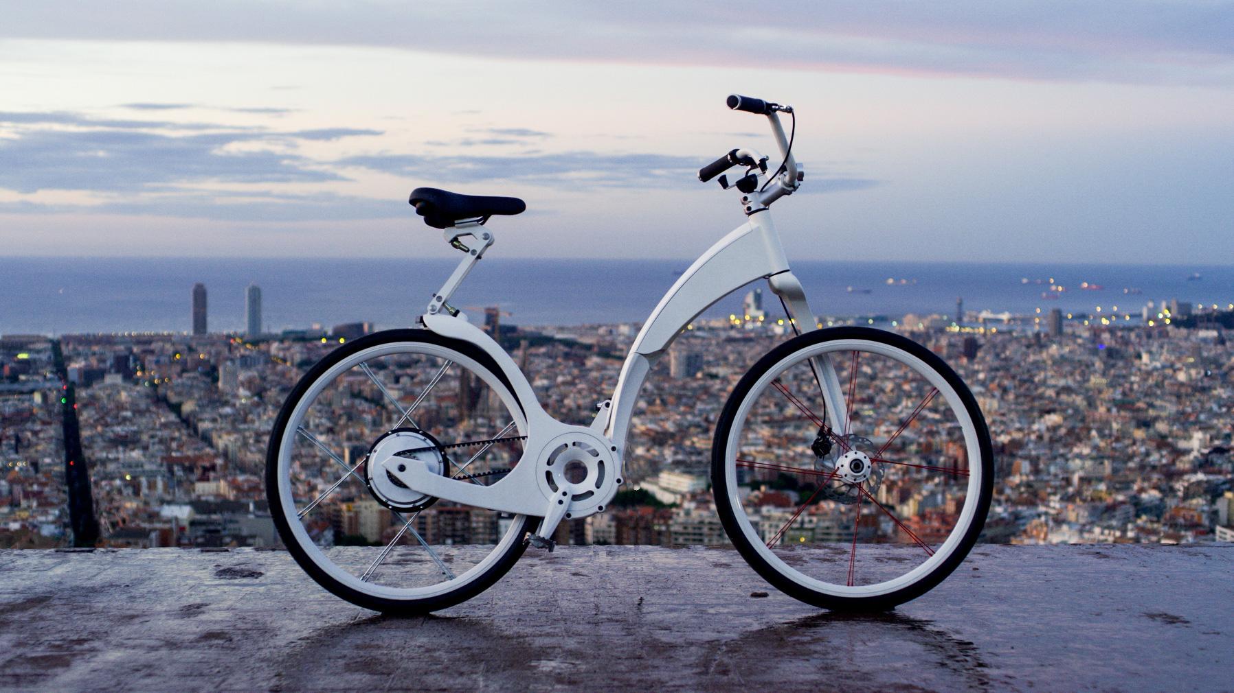 Gi Flybike Design