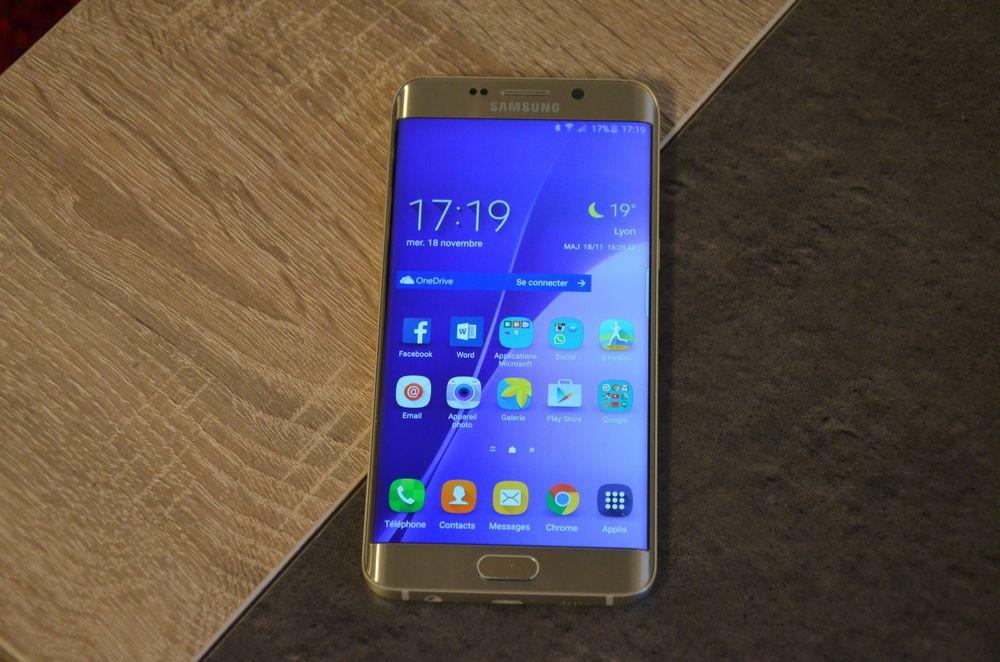 Galaxy S6 Edge Plus test 2