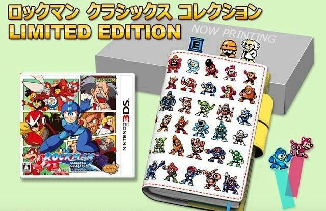 Megaman Legacy E Capcom Edition