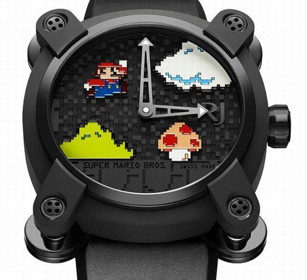 Montre Super Mario