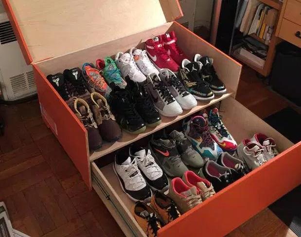boite nike chaussure