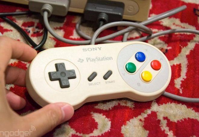 Nintendo PlayStation Controller