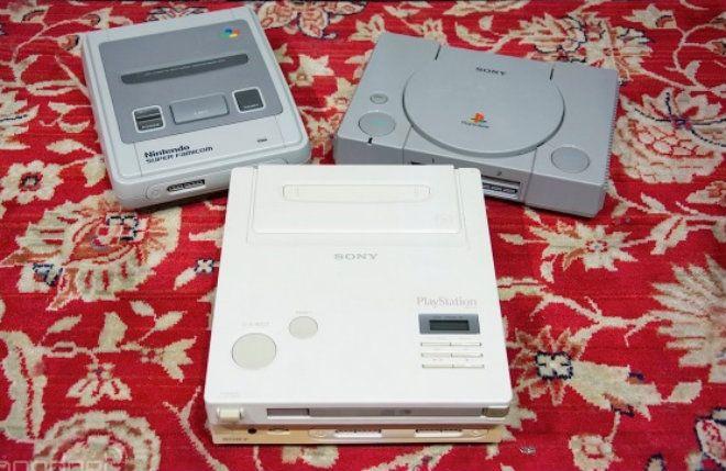 Nintendo PlayStation Mix