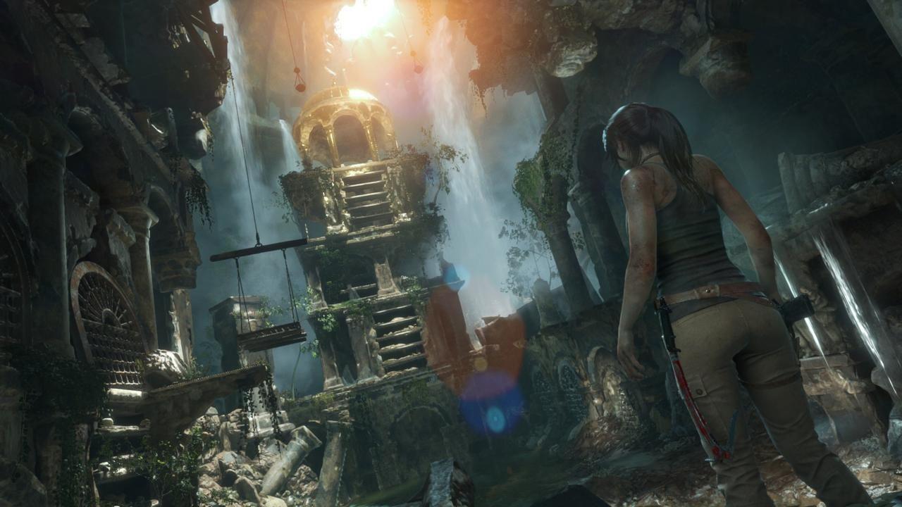 Rise Tomb Raider Lara Croft 2