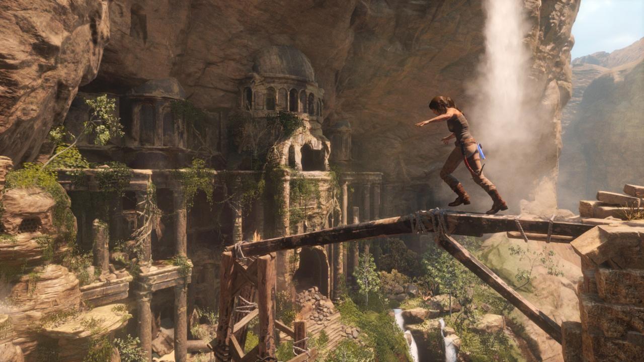 Rise Tomb Raider Lara Croft 3