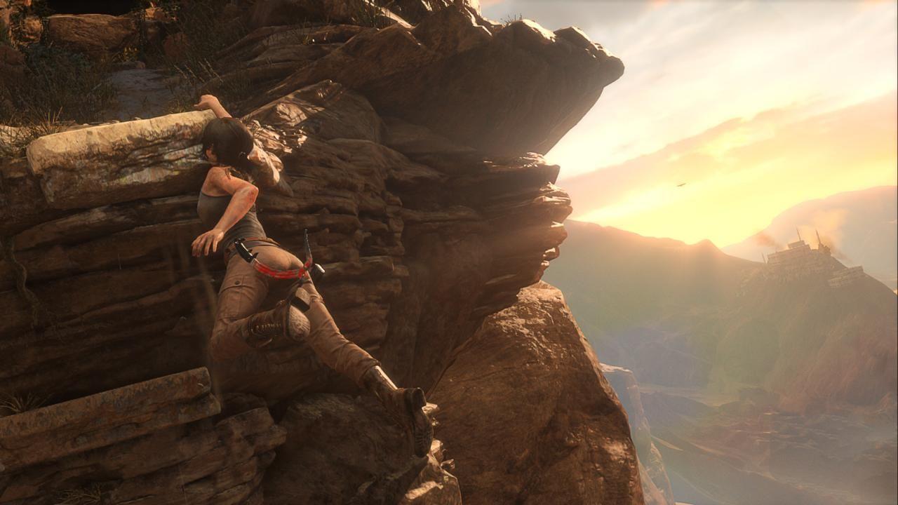 Rise Tomb Raider Lara Croft 4