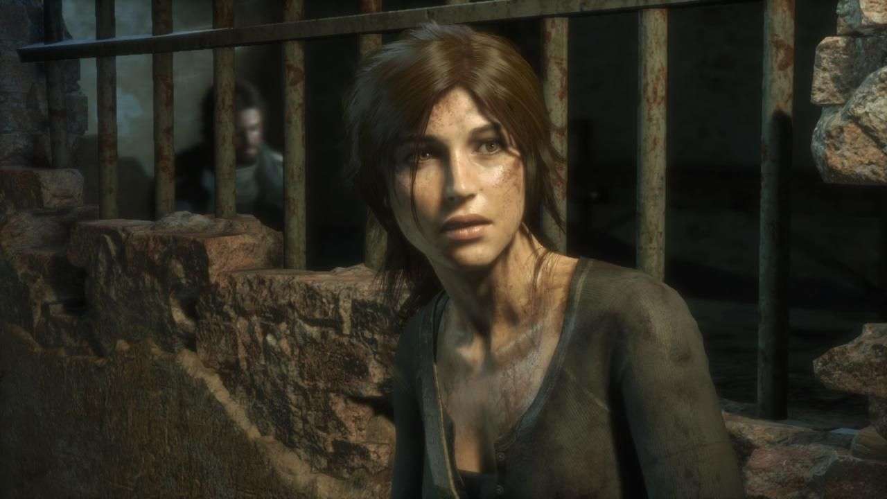 Rise of Tomb Raider Lara Croft Face