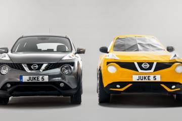 nissan-juke-full-size-origami-car-comparision