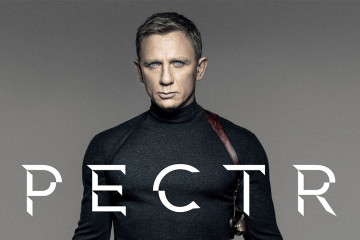 007 Spectre Cover