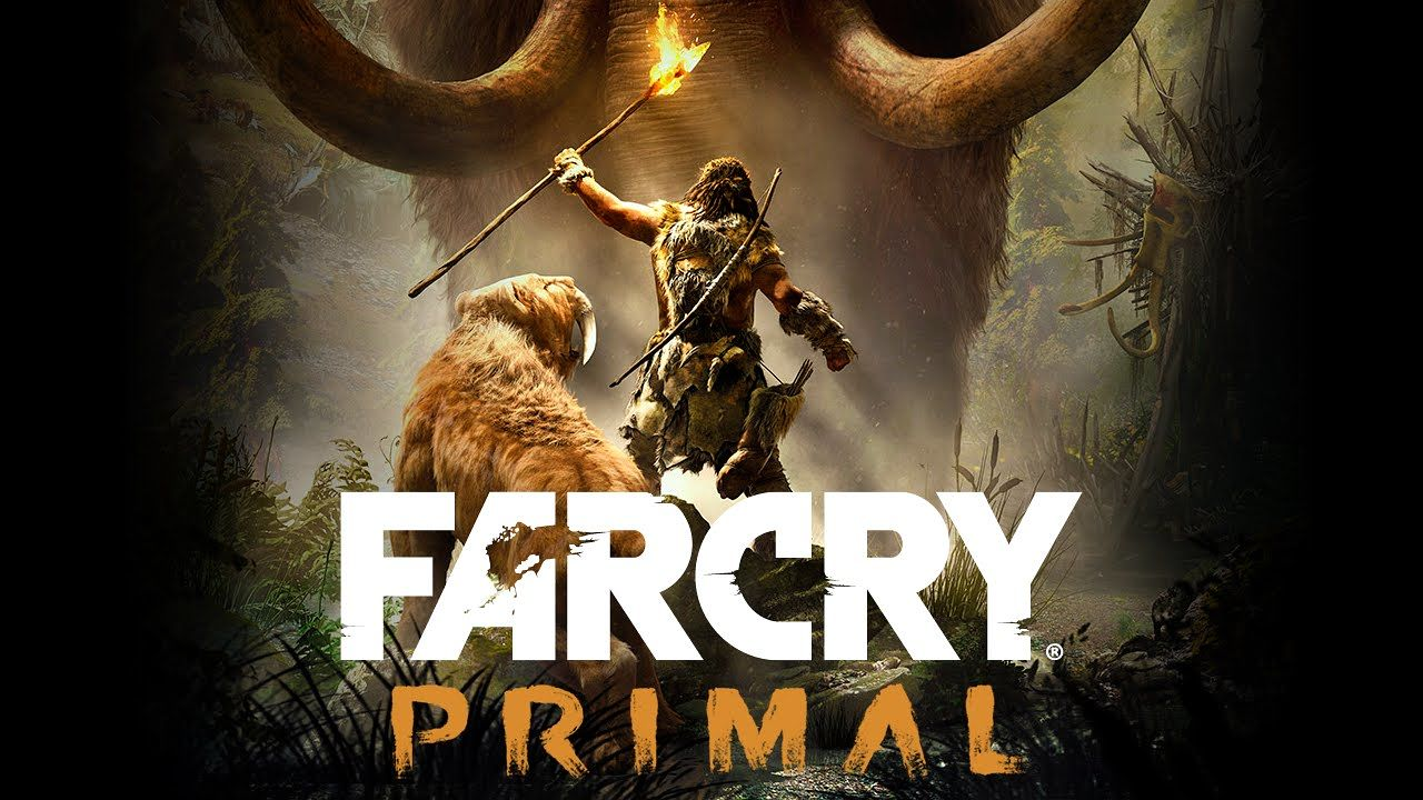 Far Cry Primal PS4 Xbox one