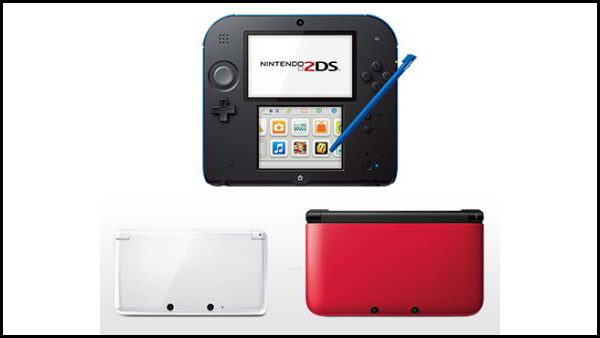 Nintendo-3DS-family