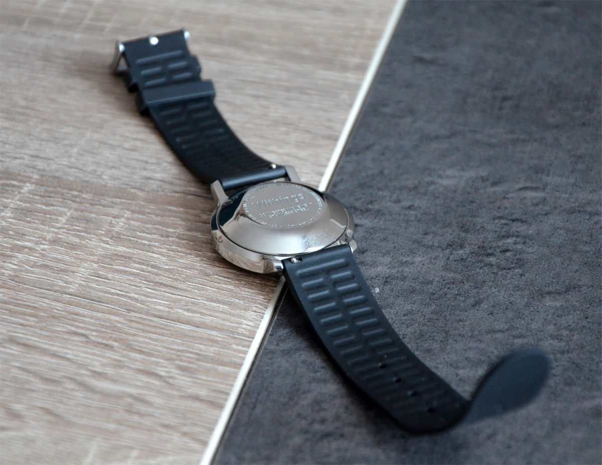 withings activité steel test