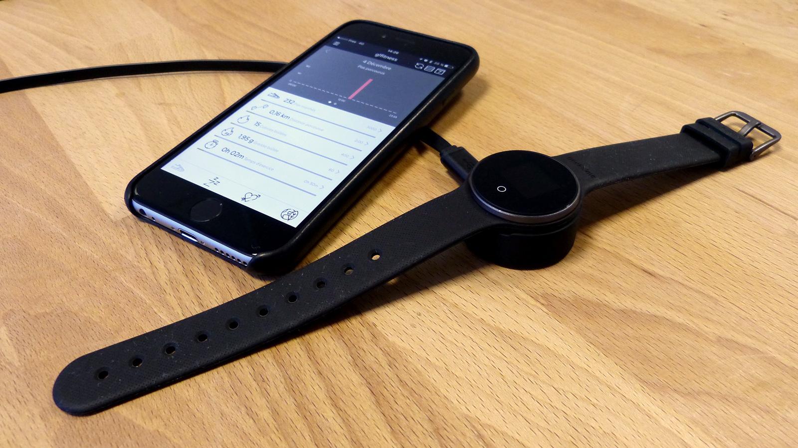 Test Geeks!Me GME1 : la montre pour les amoureux de la vie ...
