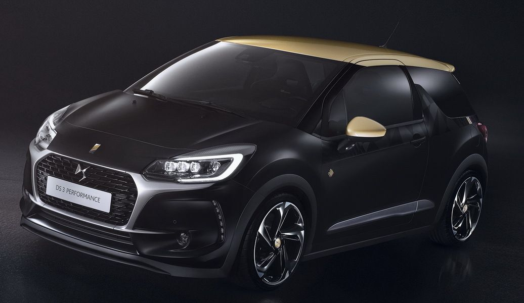 DS3 Racing Performance 2016