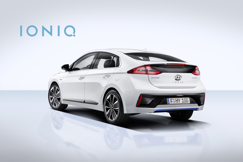 Hyundai Ioniq dos