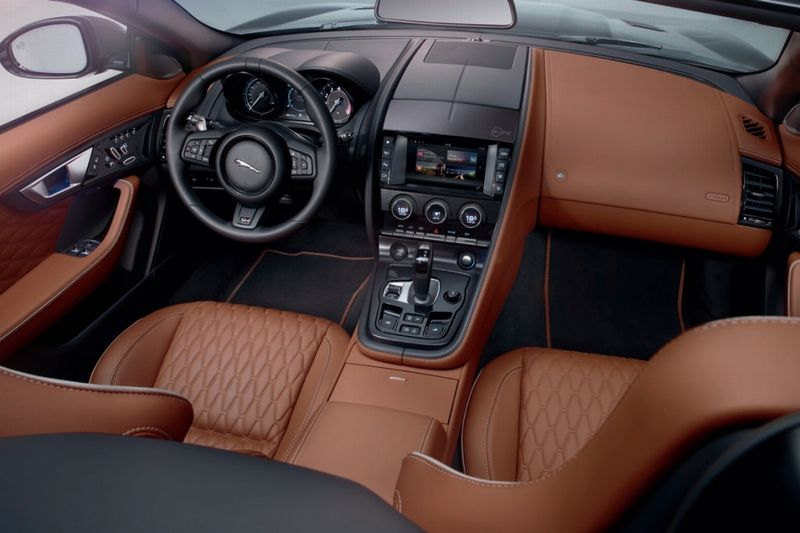 Jaguar FType SVR 2