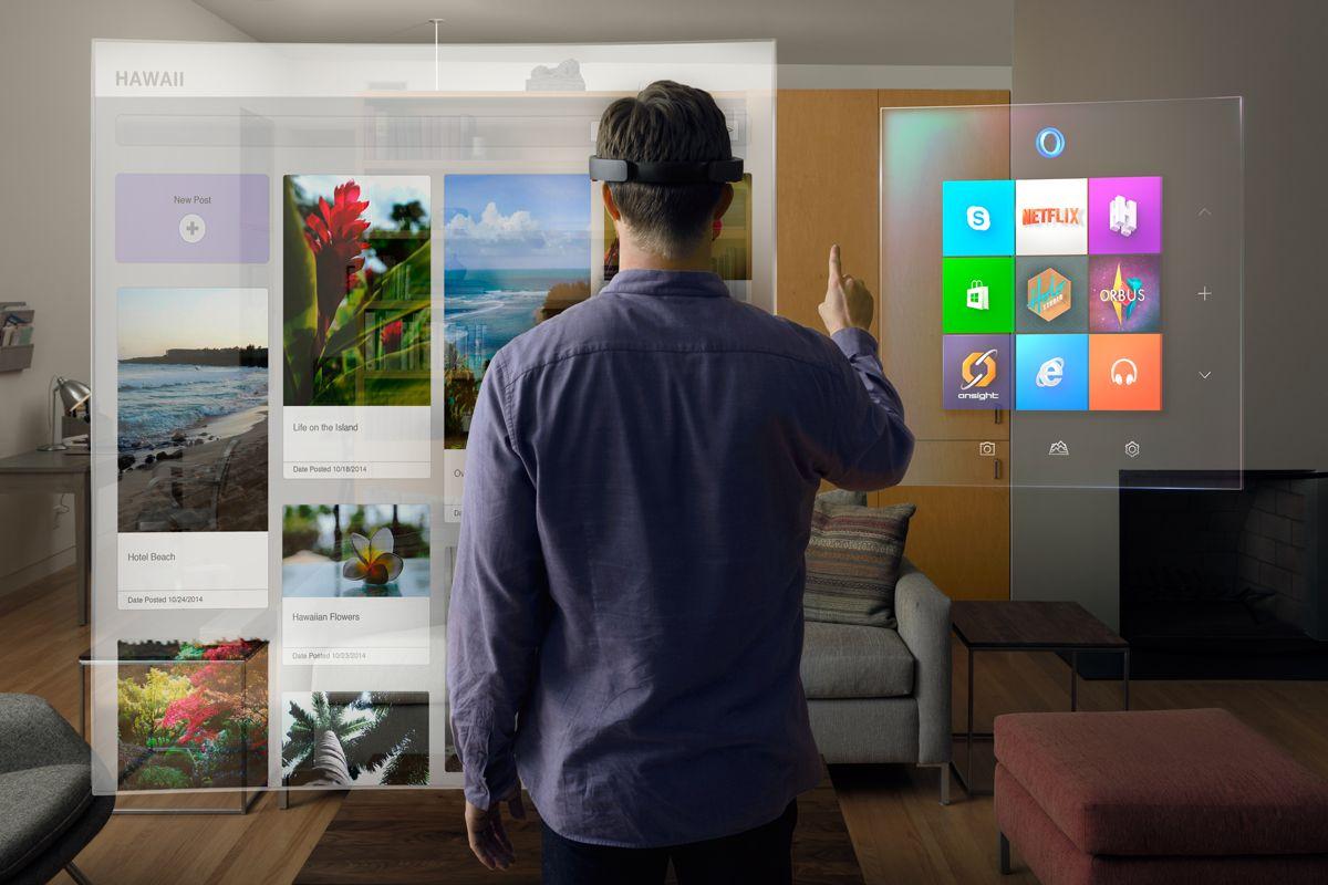 Microsoft Hololens Prx