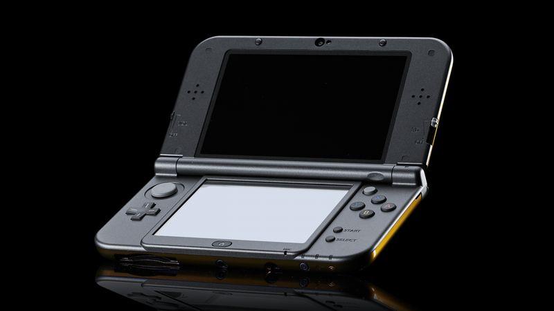 Nintendo New 3DS XL Hyrule France 2