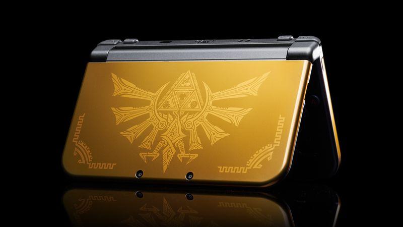 Nintendo New 3DS XL Hyrule France