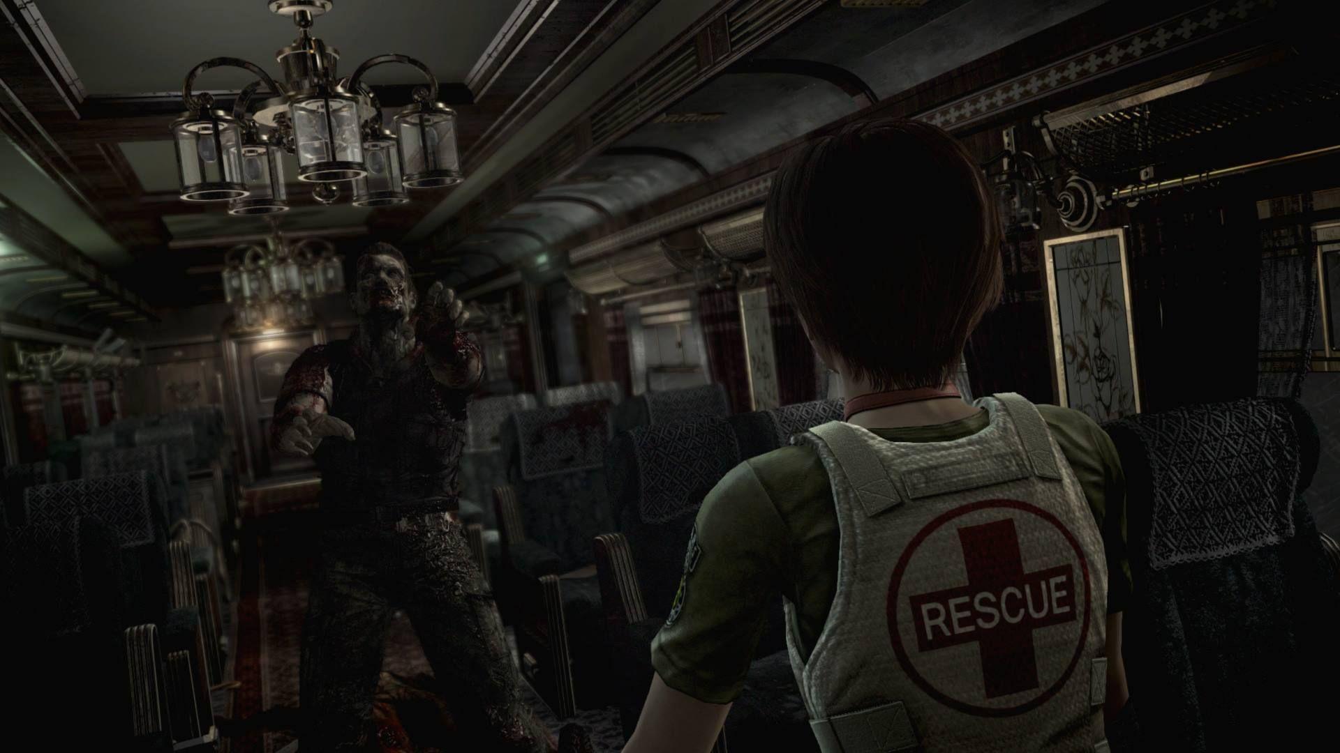 Resident Evil 0 Remaster 2