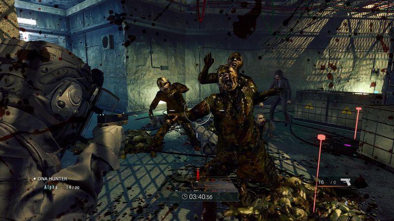 Resident Evil Umbrella Corps 2