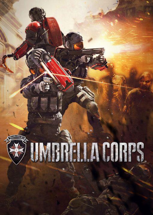 Resident Evil Umbrella Corps 3