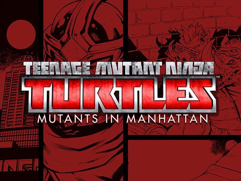 TMNT Mutants Manhattan